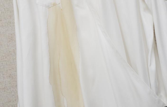 衣類のシミ